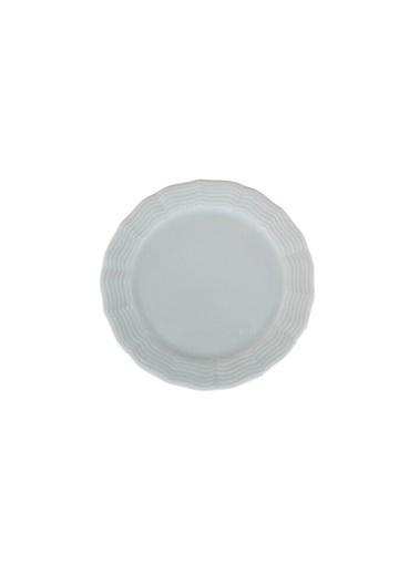 Porland Wavy Beyaz Yemek Takımı 24 Parça Renkli